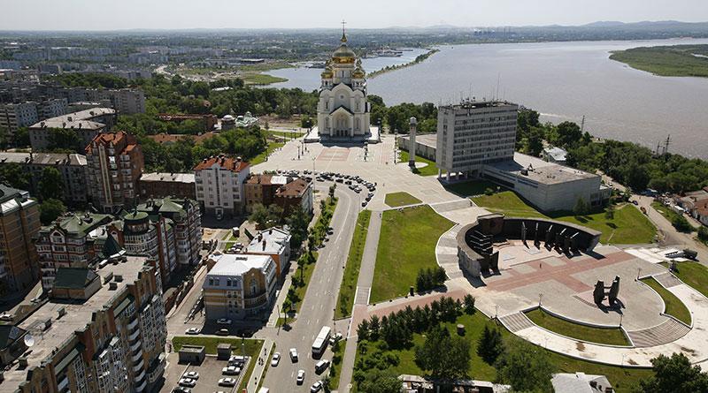 из Хабаровск в Санкт-Петербург